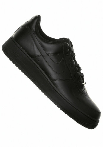 Air Force 1 `07 black/black
