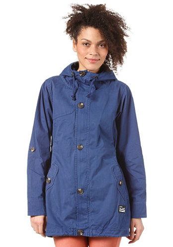 Womens Mood Coat marine