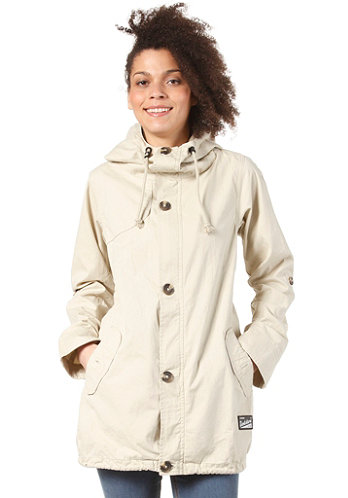 Womens Mood Coat beige