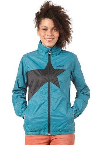 Womens Lee Jacket tropical green
