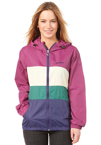Womens Curve Jacket raspberry