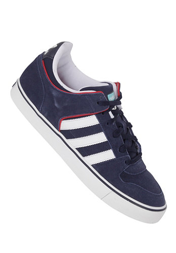 Culver Vulc collegiate navy/light scarlet/running white