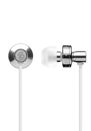 FullMetalJacket Headphones w/mic chrome