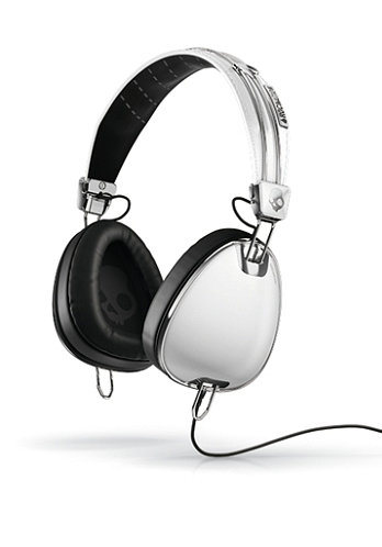 Aviator Headphones white