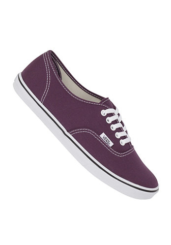 Authentic Lo Pro sweet grape/tru