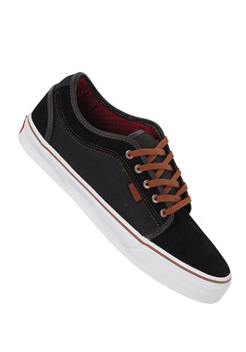 Chukka Low flannel black