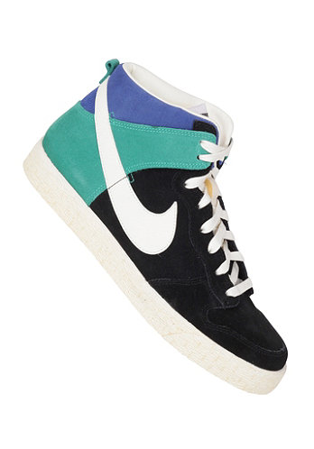 Dunk High AC black/sail-atomic teal-gm ryl