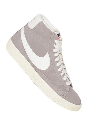 Blazer Mid Premium medium grey/sail