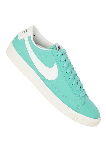 Blazer Low Premium Vintage Canvas crystal mint/sail-dk atmc teal
