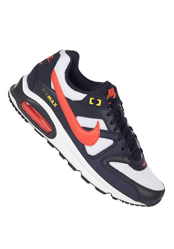 Air Max Command white/team orange-obsdn-white