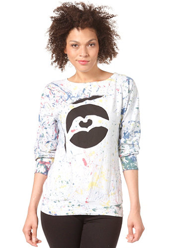 Womens Miroslove Artistic L/S Shirt mixed
