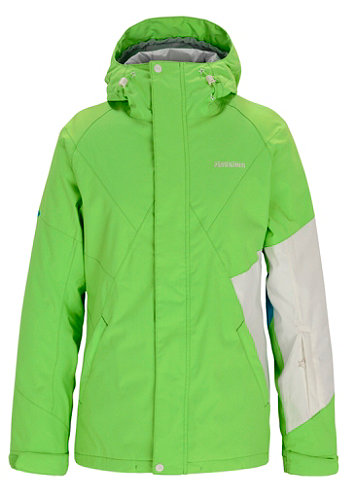 Womens Canopia Jacket 2013 lime