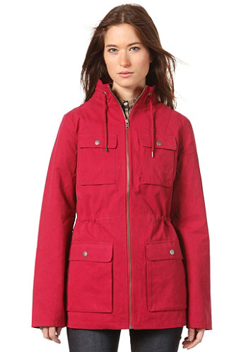 Womens Laane Jacket red bud