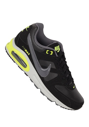 Air Max Command Leather black/dark grey/cyber/ntrl gry