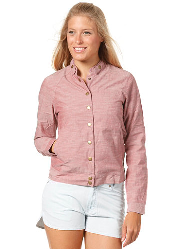 Womens Alfonsino Jacket dusty cedar