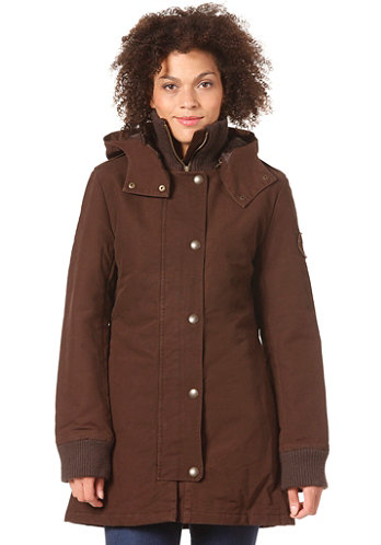 Womens Lemony Jacket brown/new