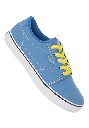 Convict blue suede