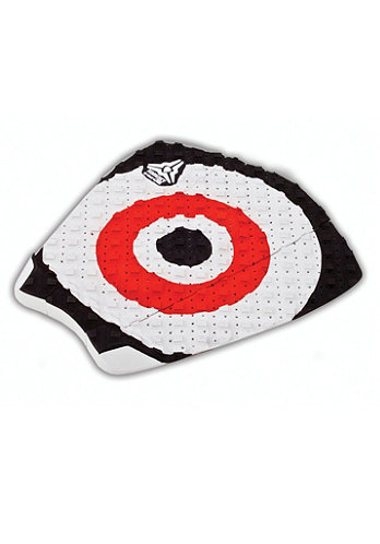 Kelly Slater 3 Piece Model -  360mm black white red