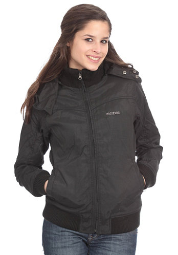Womens Betty Jacket black/white