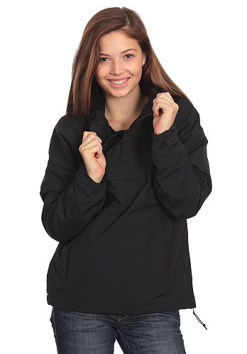 Womens Nimbus Pullover Jacket black