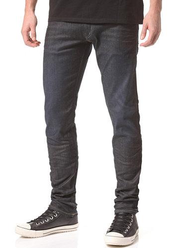 Replay anbass jeans voor mannen blauw
