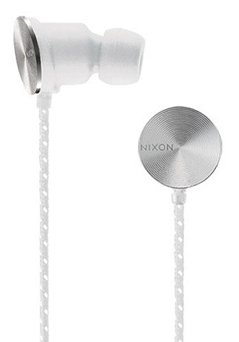 Wire 8mm Headphones white