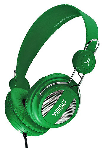 Oboe NS Headphones blanery green
