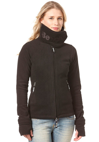 Funnel Neck Fleece black BLE 021