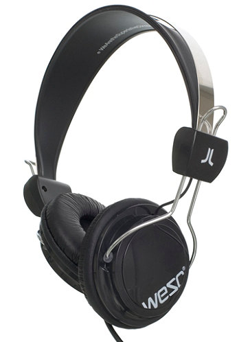 Bongo Hands Free Headphones black