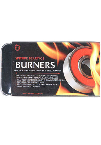 Burner Bearings