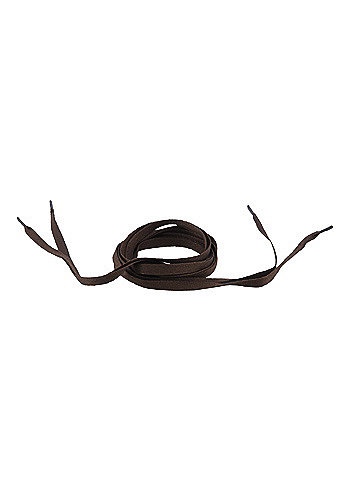 Tube Laces 140cm brown