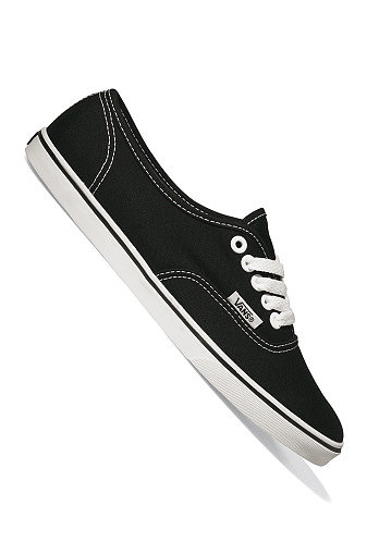 Authentic Lo Pro black/true white