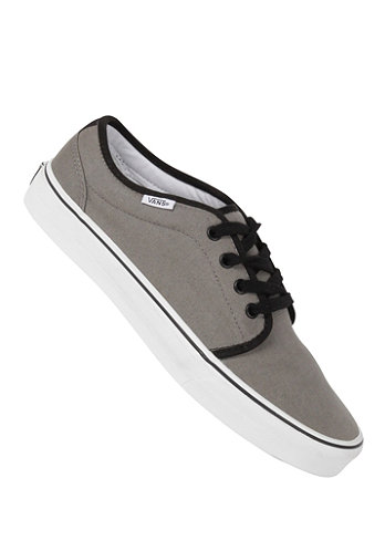 106 Vulcanized pewter/black