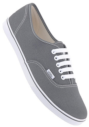 Authentic Lo Pro pewter/true white