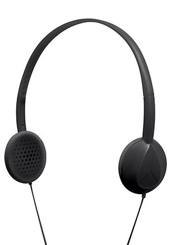 Whip Headphones black