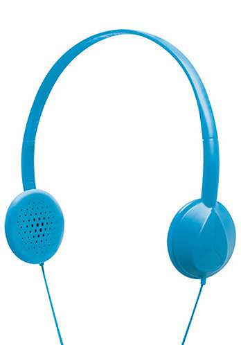 Whip Headphones blue