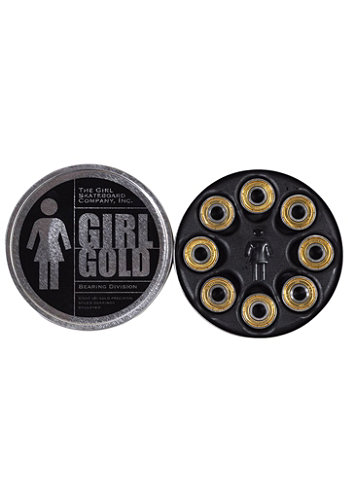 Girl Gold Bearings