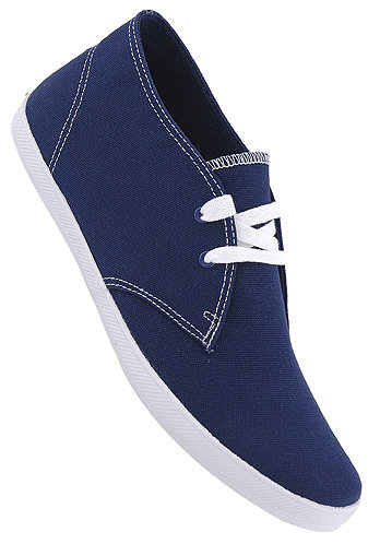 Champion Chukka Canvas navy