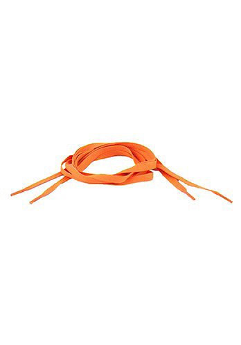 Tube Laces 140cm orange
