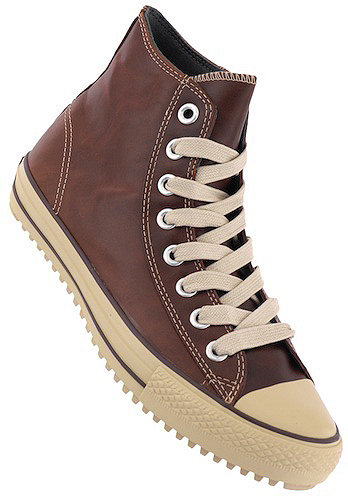 Boot Mid Leather pine cone