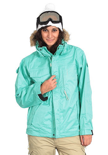 Womens Legacy Jacket eggshell blue