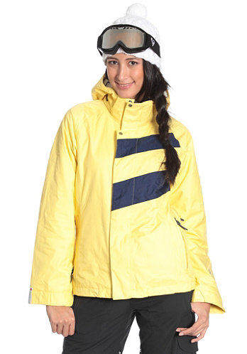 Womens Radiant Jacket 2011 wheat/marine