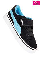 PUMA KIDS/ S Vulc V black fluo/blue white