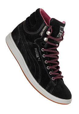 PUMA Womens First Round Super GTX WTR black/magenta haze