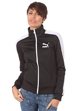 PUMA Womens Heroes T7 Track Jacket black