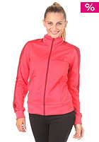 PUMA Womens Heroes T7 Tracktop Jacket bitter sweet red