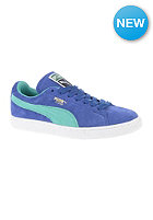 PUMA Womens Suede Classic limoges-pool green