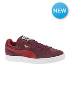 PUMA Womens Suede Classic zinfandel-jester red