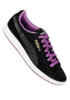 PUMA Womens Supersuede Eco black/black/dewbery 