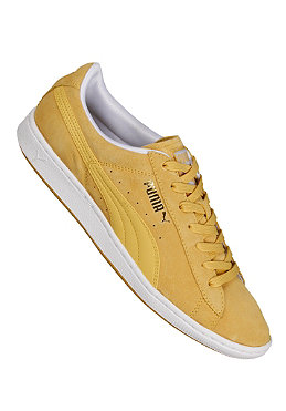 PUMA Womens Supersuede Eco misted yellow/white